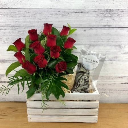 Roses and Chocs